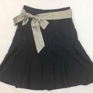 Anthropologie Odille Tulip Line Skirt
